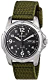 SNE095P2 Mens Seiko Green Strap Watch