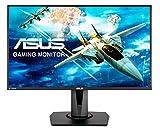 ASUS VG278QR 27'' FHD Esports Gaming Monitor, 0.5ms, fino a 165Hz, DP, HDMI, DVI, FreeSync, Low Blue Light