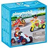 Playmobil - Playmobil 5635. Vehículos infantiles.