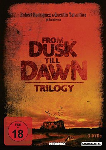 Bild von From Dusk Till Dawn - Trilogy [3 DVDs]