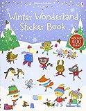 Winter Wonderland Sticker Book (Usborne Sticker Books)