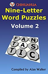 Chihuahua Nine-Letter Word Puzzles Volume 2
