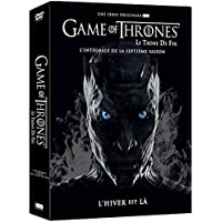 Game of Thrones (Le Trône de Fer) - Saison 7 - DVD - HBO