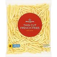 Morrisons Thin Cut French Fries, 1.2kg (Frozen)