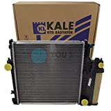 KALE Wasserkühler Motorkühlung Netzmaße: 437 x 437 x 32 mm - 17111247145