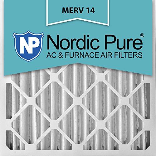 Nordic Pure 16x 20x 4M14–1Plissee AC Ofen Air Filter, Box von 1