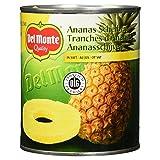 Del Monte Ananas Scheiben in Saft, 510 g