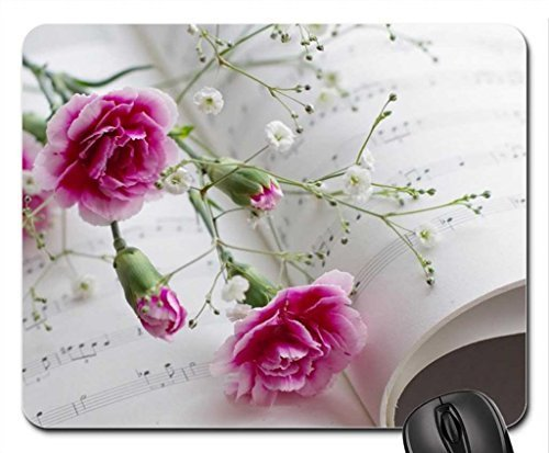 carnations-gypsophila-mouse-pad-mousepad-flowers-mouse-pad