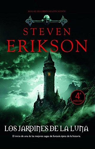 Los jardines de la Luna (Fantasía) por Steven Erikson
