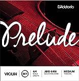 Best Violins - D'Addario Prelude Violin String Set, 4/4 Scale, Medium Review
