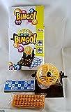 Bingospiel mit 90 Bällen Lostrommel Bingo Spiel Losmaschine