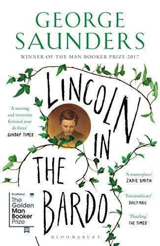 Buchseite und Rezensionen zu 'Lincoln in the Bardo' von George Saunders