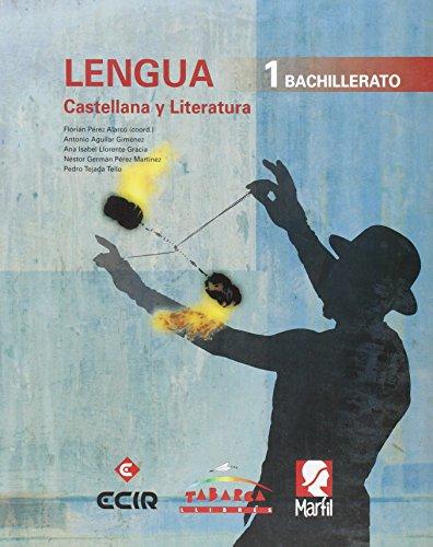 LENGUA CASTELLANA Y LITERATURA 1 BACH. - 9788480253857
