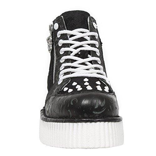 New Rock M Crp002 S1, Unisex-Erwachsene Stiefel BLACK, BLACK