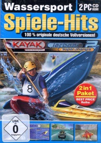 Preisvergleich Produktbild Kayak Professional & Jetboat Super Champs 2