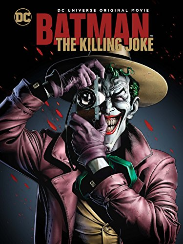 Batman: The Killing Joke Cover