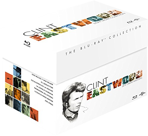 Colección Clint Eastwood [Blu-ray]