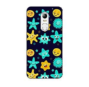 Happoz Lenovo Vibe X3 Cases Back Cover Mobile Pouches Shell Hard Plastic Graphic Armour Premium Printed Designer Cartoon Girl 3D Funky Fancy Slim Graffiti Imported Cute Colurful Stylish Boys D007