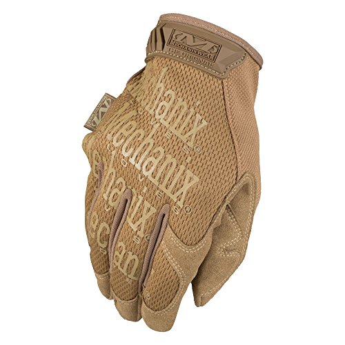 Handschuhe Mechanix Wear The Original coyote Größe XL