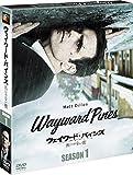 Locandina Matt Dillon - Wayward Pines (6 Dvd) [Edizione: Giappone]