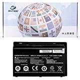 ANTIEE W370BAT-8 Laptop Akku Replacement for Clevo 6-87-W370S-427 6-87-W370S-4271 6-87-W37ES-427 6-87-W37SS-427 W370BAT-3 Series NP6350 W350ET W350ETQ W355STQ NP6370 P370EM W355SS 14.8V 5200mAh