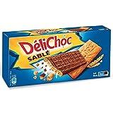 Delichoc - Sable Choco Lait 3X150G - Livraison Gratuite pour les commandes en France...