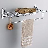 ZHGI Acciaio inossidabile asciugamano di piegatura a