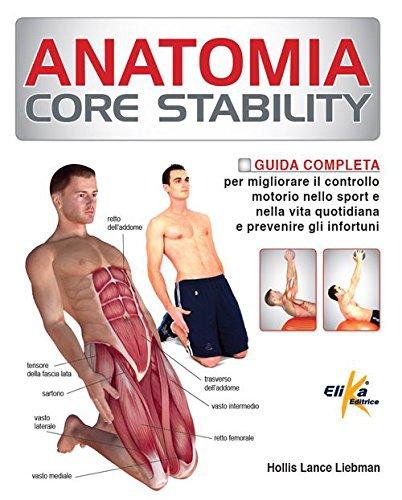 Zoom IMG-2 anatomia core stability guida completa