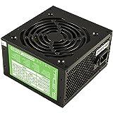 Anima APII600 Computer Netzteil (600 W, 12 V, 12 cm Lüfter, ATX, Anti-vibration System) schwarz - gut und günstig