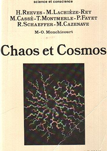 Chaos et cosmos par Hubert Reeves