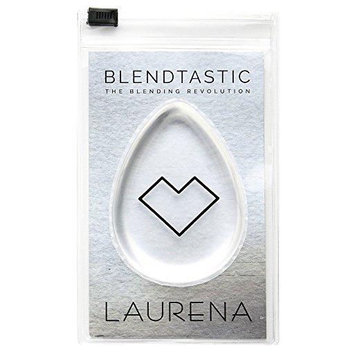 La tropfenförmiger silicone Blender éponge/, blendtastic® fraîche de Laurena Cosmetics, est pour la pose de une cosmétiques/maquillage – Beauty Sponge facile et économe, antibactérien