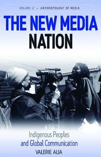 The New Media Nation: Indigenous Peoples and Global Communication (Anthropology of Media) by Valerie Alia (2012-02-01)
