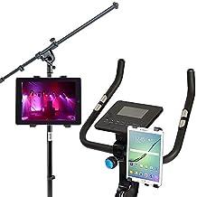 Trellonics - Soporte universal para tabletas, equipamiento de ejercicio, soporte para micrófono – Super