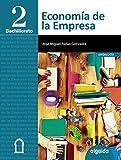 Economía de la empresa 2º Bachillerato - 9788490673584