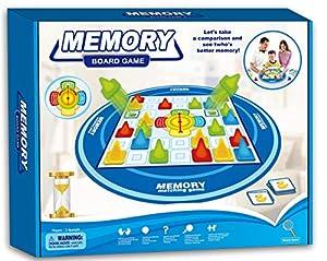 Neo- Memory: Destapa y GANA Juego de Memoria, (5055)