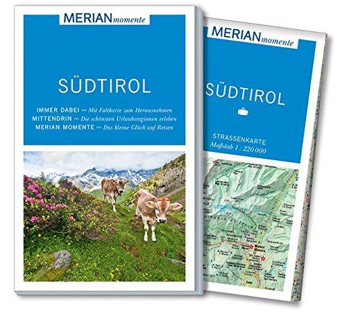 Preisvergleich Produktbild MERIAN momente Reiseführer Südtirol: Mit Extra-Karte zum Herausnehmen