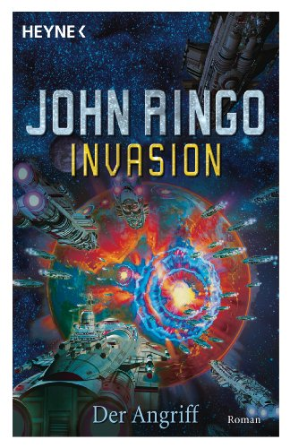 Invasion - Der Angriff: Roman