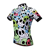 Homyl Sommer Herren Kurzarm Fahrradtrikot Radfahren Trikot Cycling Jersey Bike Shirt Sport Freizeit MTB Fahrradbekleidung Radtrikot - XXXL