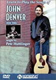 Learn To Play The Songs Of John Denver Dvd 2 [Reino Unido]