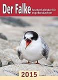 Der Falke-Taschenkalender für Vögelbeobachter 2015