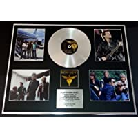 BON JOVI/GIGANTIC Platin-Schallplatte/RECORD & Foto-Darstellung/Limitierte Edition/COA/GREATEST HITS