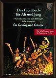 Das Fetenbuch für Alt und Jung: 100 Lieder und Hits zum Mitsingen, leicht arrangiert für Gesang und Gitarre. Gesang und Gitarre. Liederbuch. (Liederbücher für Alt und Jung)