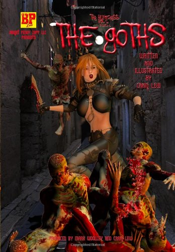 The Goths: The Huntress: Volume 1