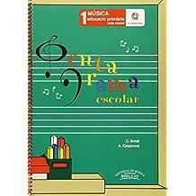 Pentagrama Escolar Música 1 CAT: Educació Primària. Cicle Inicial