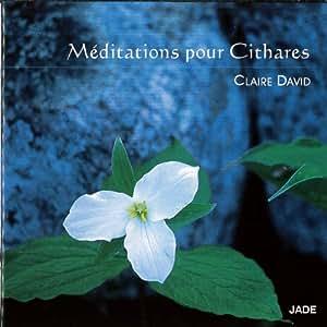 CD Méditations pour Cithares