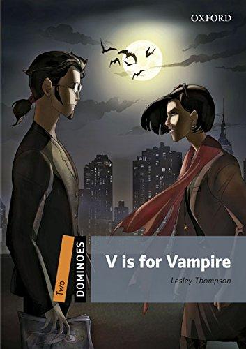 Dominoes 2. V is for Vampire Digital Pack