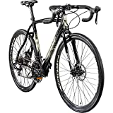 Galano Cyclocross 700c Gravel Bike Cross Fahrrad Rennrad 28' Gravel Trail 14Gang...