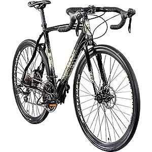 Galano Cyclocross 700c Gravel Bike Cross Fahrrad Rennrad 28 Gravel Trail...