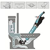 Drain Plunger Toilet Sink Plunger Abfluss Reiniger Press-Luft-Rohr-Reinigungswerkzeug Ablasswerkzeug