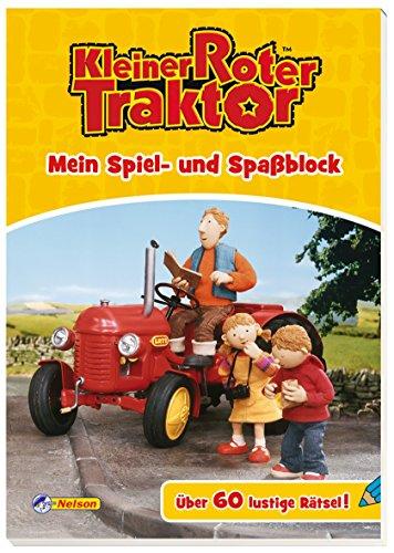 Kleine Buch Eule Set (Kleiner Roter Traktor Mein Spiel- und Spaßblock)